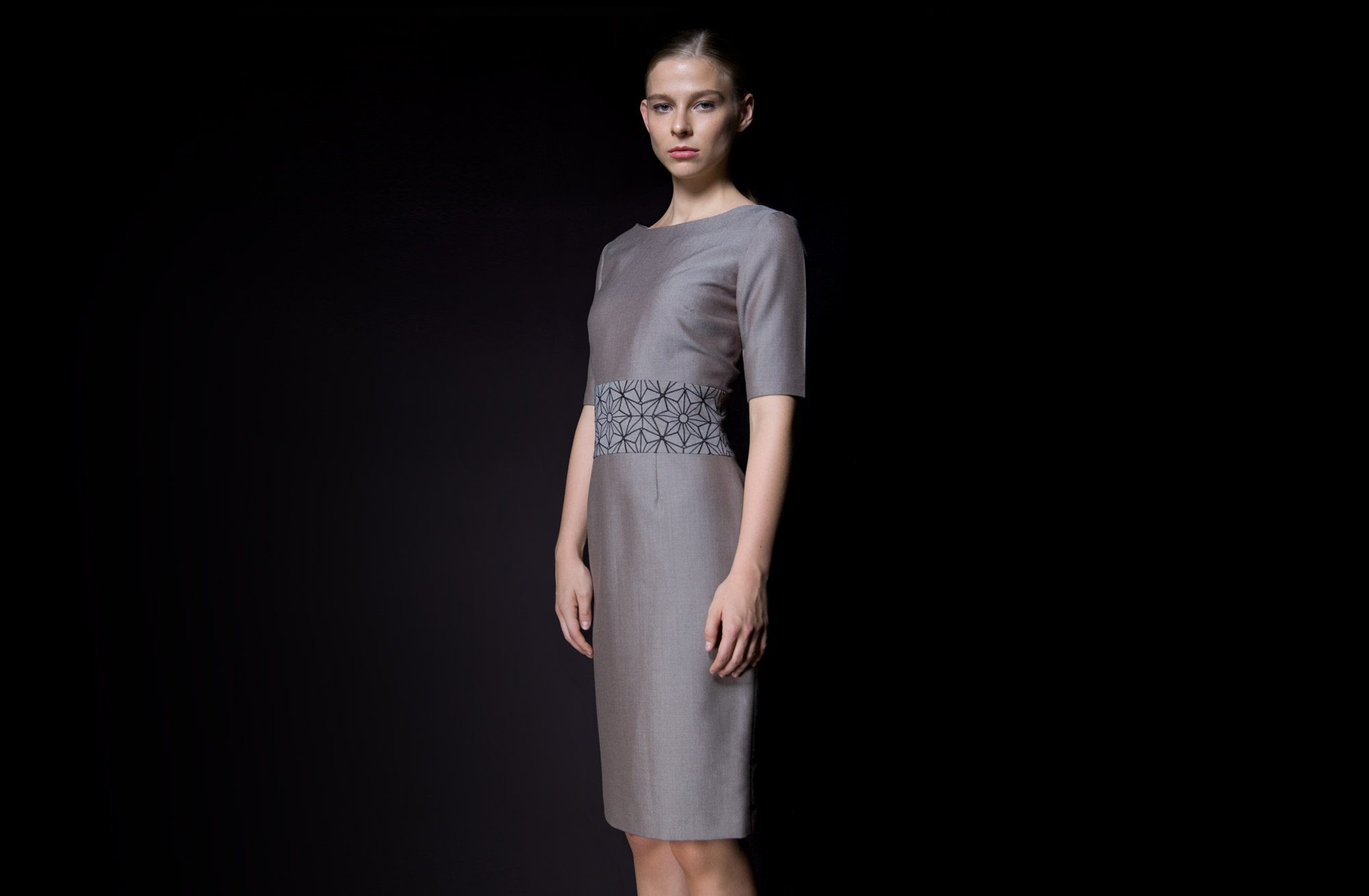 Reception Manager Female Dress